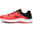 saucony Guide ISO Shoes Women Vizipro Red/Black